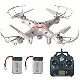 RC Drone with Camera and Bonus Battery As Valentines Day Gift / LAMASTON X5C-1 RC Quadcopter Kit RC... LAMASTON X5C-1 RC Quadcopter Kit With Bonus Battery Remote Control Drone Helicopter http://dronedreams.info/rc-drone-with-camera-and-bonus-battery-as-valentines-day-gift-lamaston-x5c-1-rc-quadcopter-kit-rc-helicopter-2-4g-remote-control-drone-airplane-toy/