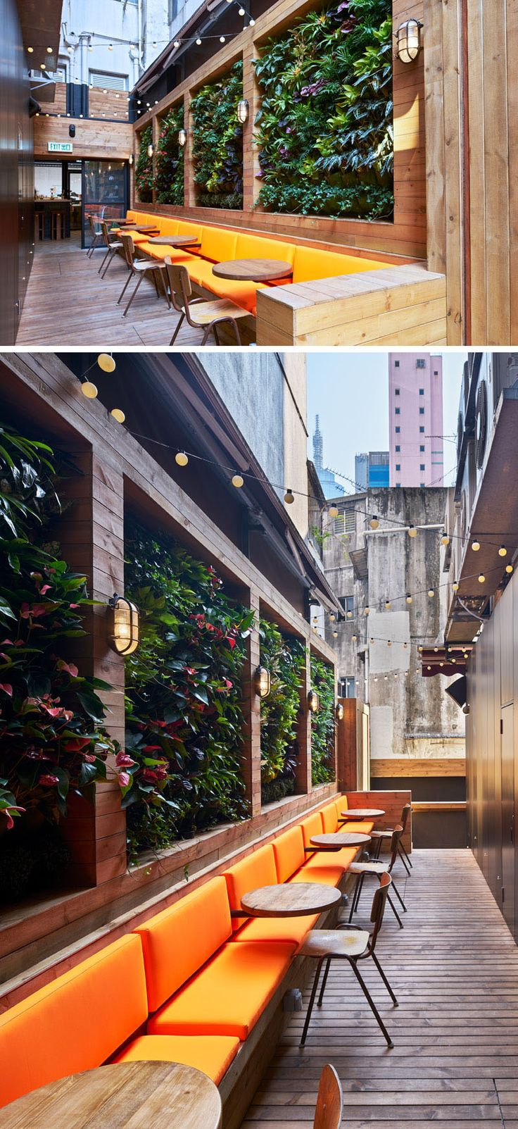 313 best design for caf and store images on pinterest elephant grounds have opened their latest coffee shop in hong kong mozeypictures Image collections