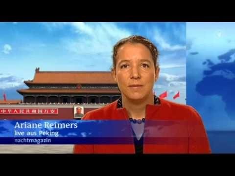 Ariane Reimers ARD Peking im ARD Nachtmagazin vom 2. April 2013 zur Korea-Krise  Lesen Sie dazu auch: Zugang zu Industriekomplex Kaeson behindert Nordkorea verbietet Südkoreanern die Einreise auf www.tageschau.de unter:  http://www.tagesschau.de/ausland/nord... Hier finden Sie die Vita von Ariane Reimesr:  http://www.ndr.de/fernsehen/sendungen...      Kategorie      Nachrichten & Politik     Lizenz      Standard-YouTube-Lizenz