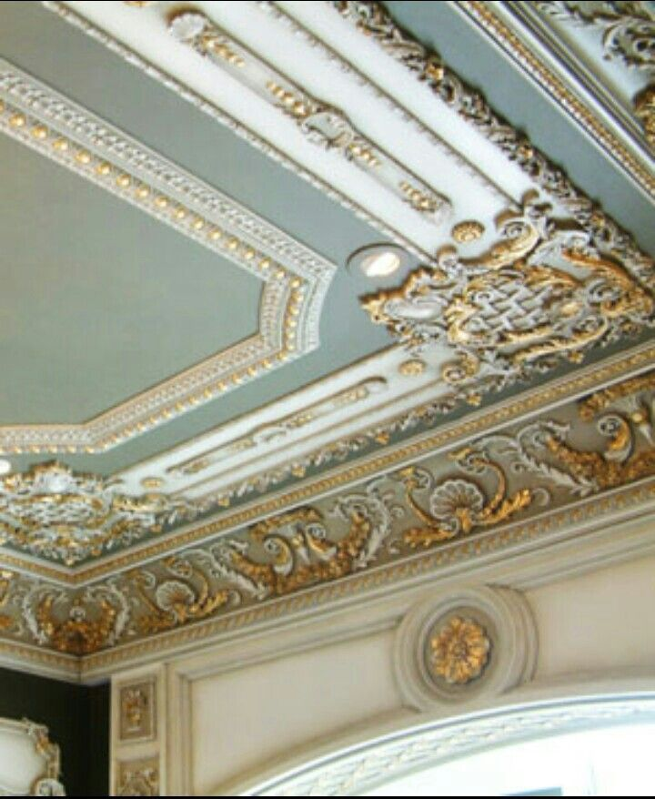 17 best images about ceiling moldings on pinterest for French ceiling design