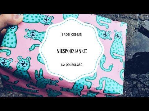 Pen Pals Community Poland : Filmik: Zrób komuś niespodziankę na odległość