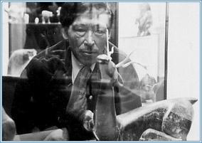 Osuitok Ipeelee, Inuit sculptor
