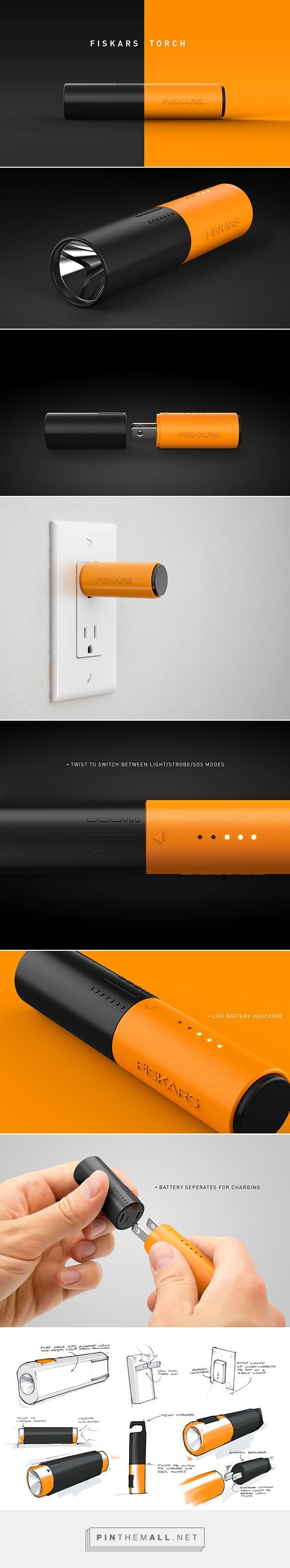 Fiskars Torch by Dan Taylor » Yanko Design - created via http://pinthemall.net