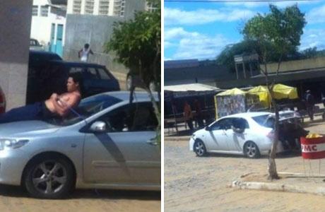 Bandidos com fardas do exército assaltam duas agencias e fizeram 3 reféns na Bahia | S1 Noticias