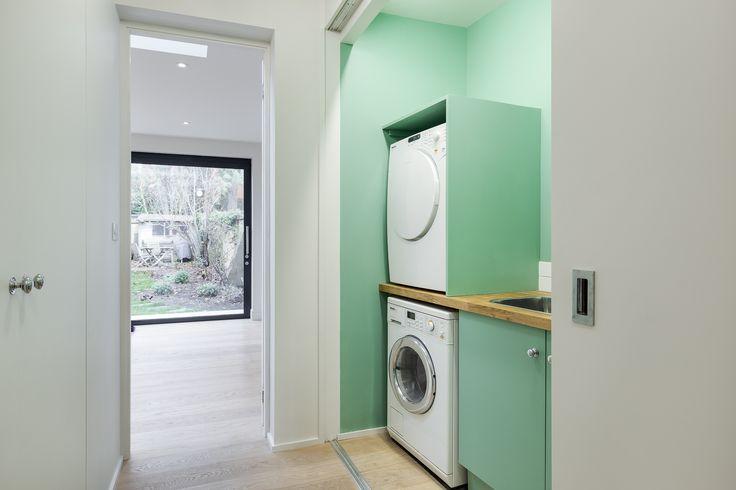 utility as built in Grosvenor Rd East Sheen