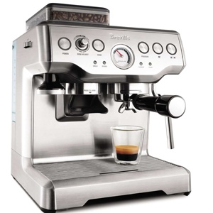 I just love this new Breville machine, it can make my life so much easier!!!