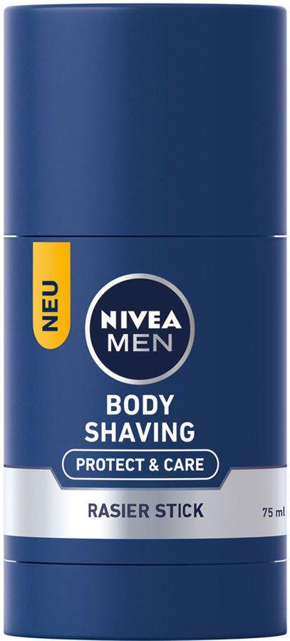 Nivea Men Shaving Stick Protect + Care by 75ml Stick)