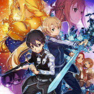 Sword Art Online Gets New TV Anime Covering Alicization Arc  ||  Ai Kayano, Nobunaga Shimazaki join cast as Alice, Eugeo http://www.animenewsnetwork.com/news/2017-09-30/sword-art-online-gets-new-tv-anime-covering-alicization-arc/.122101?utm_campaign=crowdfire&utm_content=crowdfire&utm_medium=social&utm_source=pinterest