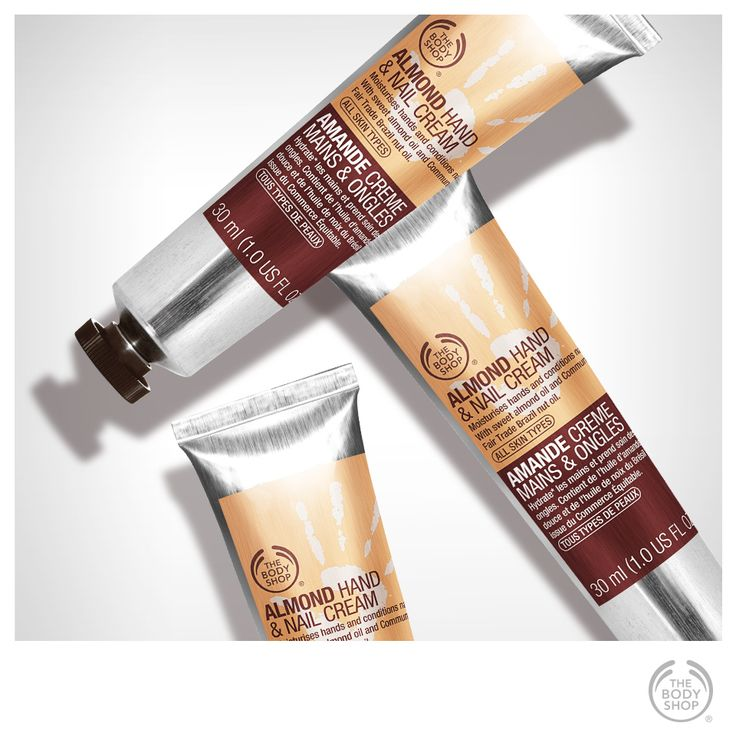 #tbt to last week when we bought this conditioning handbag essential. Our hands feel so much more nurtured already! #almond #handcream http://www.thebodyshop.co.za/store/product/almond-hand-nail-cream