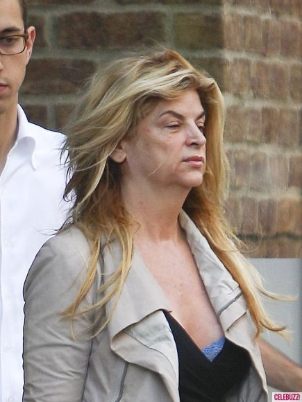 Kirstie Alley Without Makeup Celebrities Without Makeup