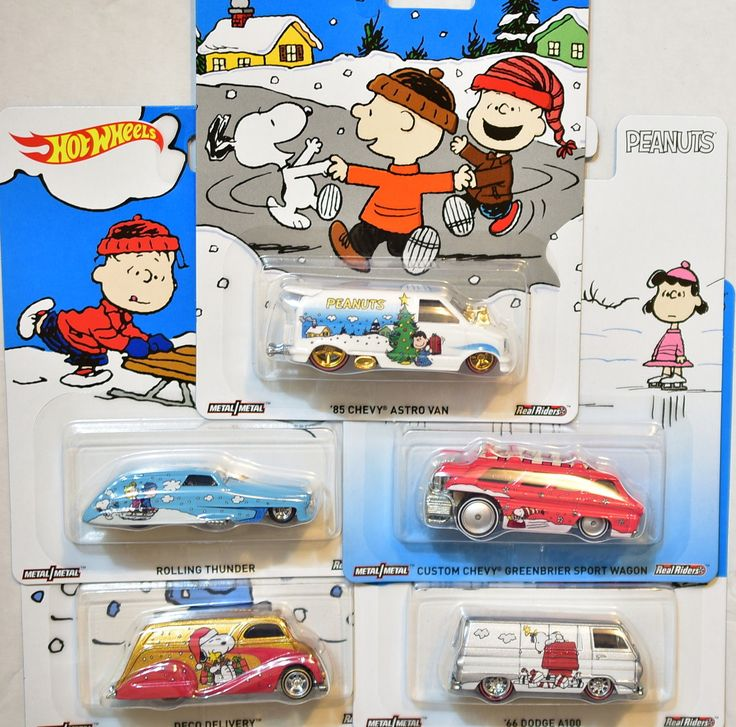 HOT WHEELS POP CULTURE 2016 SET OF 5 PEANUTS DECO ASTRO THUNDER DODGE SNOOPY  | Toys & Hobbies, Diecast & Toy Vehicles, Cars, Trucks & Vans | eBay!