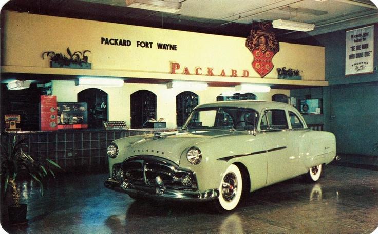 1951 Packard 200 Club Sedan Seriously Swooning Look