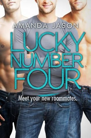 Lucky Number Four | Amanda Jason | Unknown Release | #newadult #romance