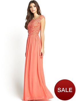 Great Great for a garden or beach wedding A little more formal in length but a