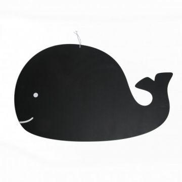 Krijtbord, walvis
