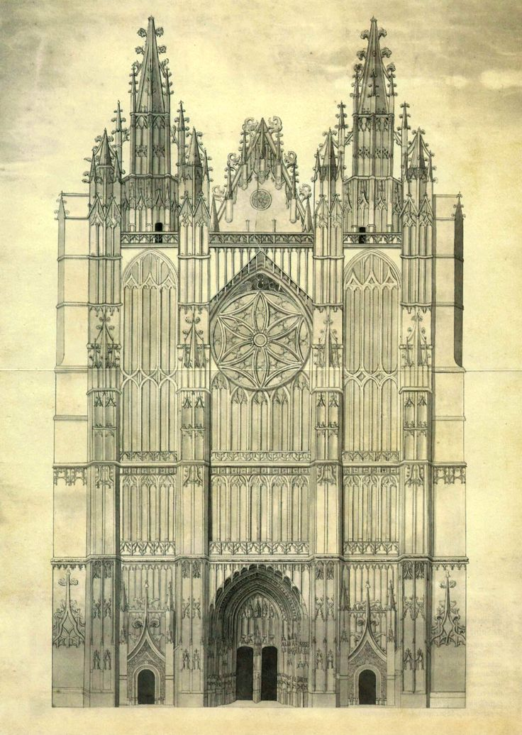 Best French Gothic Art And Architecture Images On Pinterest - Gothic art and architecture
