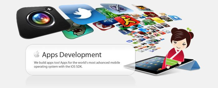 Sushi Mobile Application Development Service