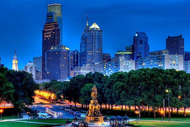 Best 25 Philadelphia Skyline Ideas On Pinterest Art