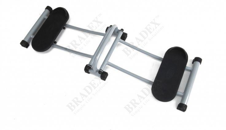 Тренажер для мышц ног с роликовыми платформами «СТРОЙНЫЕ НОГИ» компактный АРТИКУЛ: SF 0059 Компактный тренажёр «СТРОЙНЫЕ НОГИ» задействует более двухсот мышц во время тренировки, заставляя работать внутреннюю и внешнюю поверхность бёдер, тренируя нижние мышцы живота. Чтобы получить результат от занятий с тренажёром «СТРОЙНЫЕ НОГИ», Вам потребуется тратить на тренировку всего по 2-3 минуты в день. Тренажёр очень прост в установке, использовании, транспортировке и не займёт много места в…