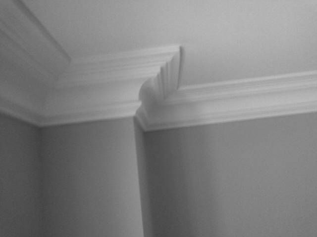 Another example of coving