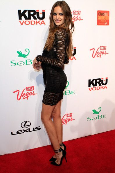 Izabel Goulart Photo - Club SI Swimsuit Hosted By PURE Nightclub At Caesars Palace