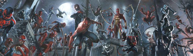 Marvel Announces SPIDER-VERSE - Comic Vine