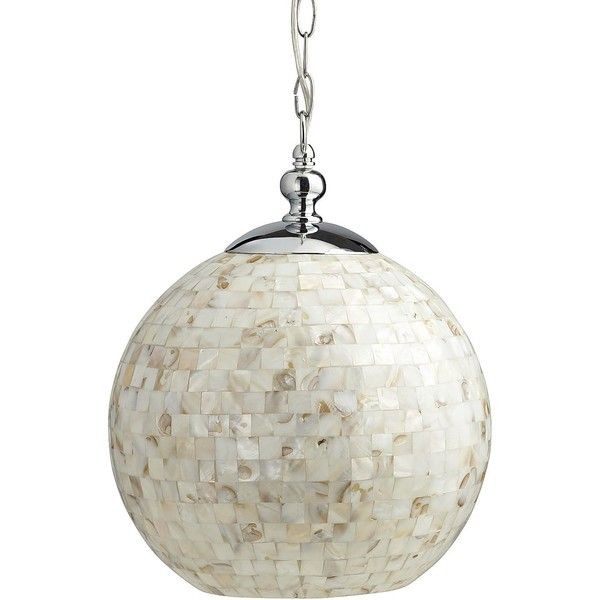 Pier One Mother Of Pearl Hanging Lamp, Pier 1 Hanging Lamps