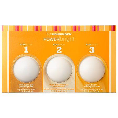 POWER Bright™ 3-step Professional Brightening System - Ole Henriksen | Sephora
