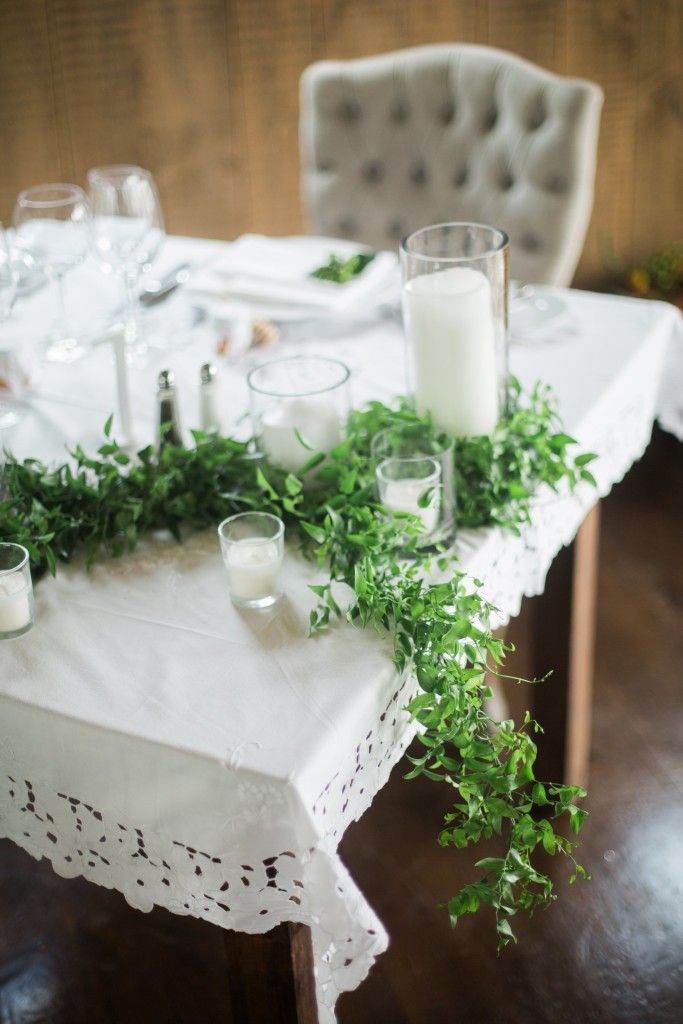 Best images about fresh flower table runners