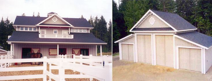 Witham Farm - design by Equine Facility Design