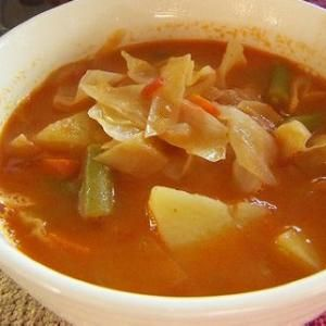 Cabbage Soup Recipe Recipe weight watchers been around for years.  0000 points. I add 1/4 teaspoon cayenne pepper (red pepper) or old bay to Change it up.  Mmmmmm