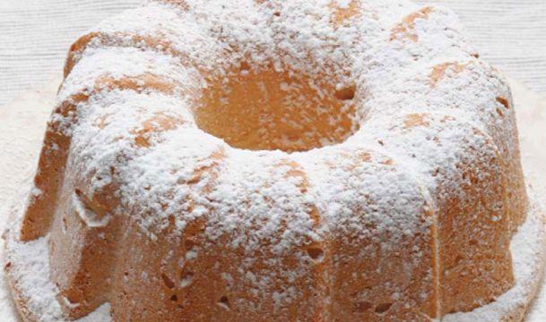 Συνταγή για υγιεινό κέικ γιαουρτιού! - Melbeing.gr