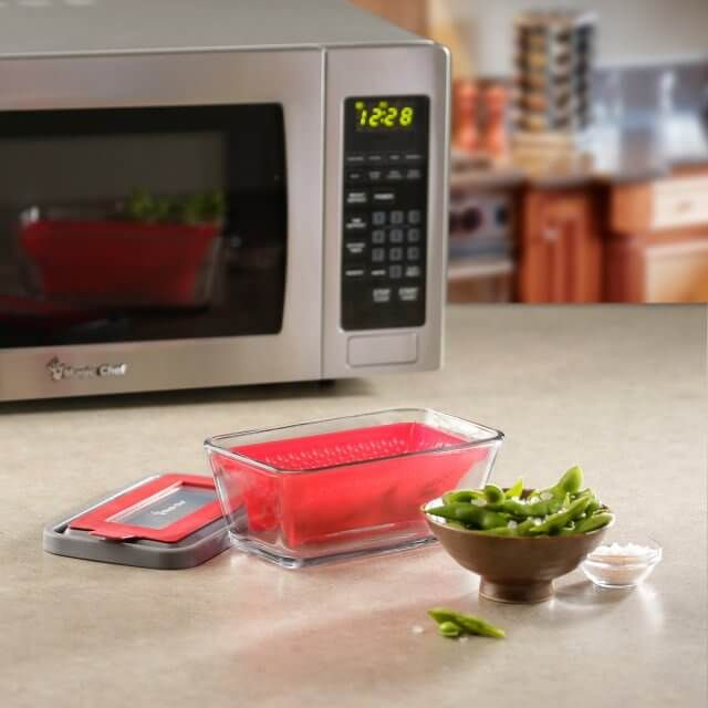 Magic Chef Microwave Cookware Review & Giveaway ~ http://steamykitchen.com