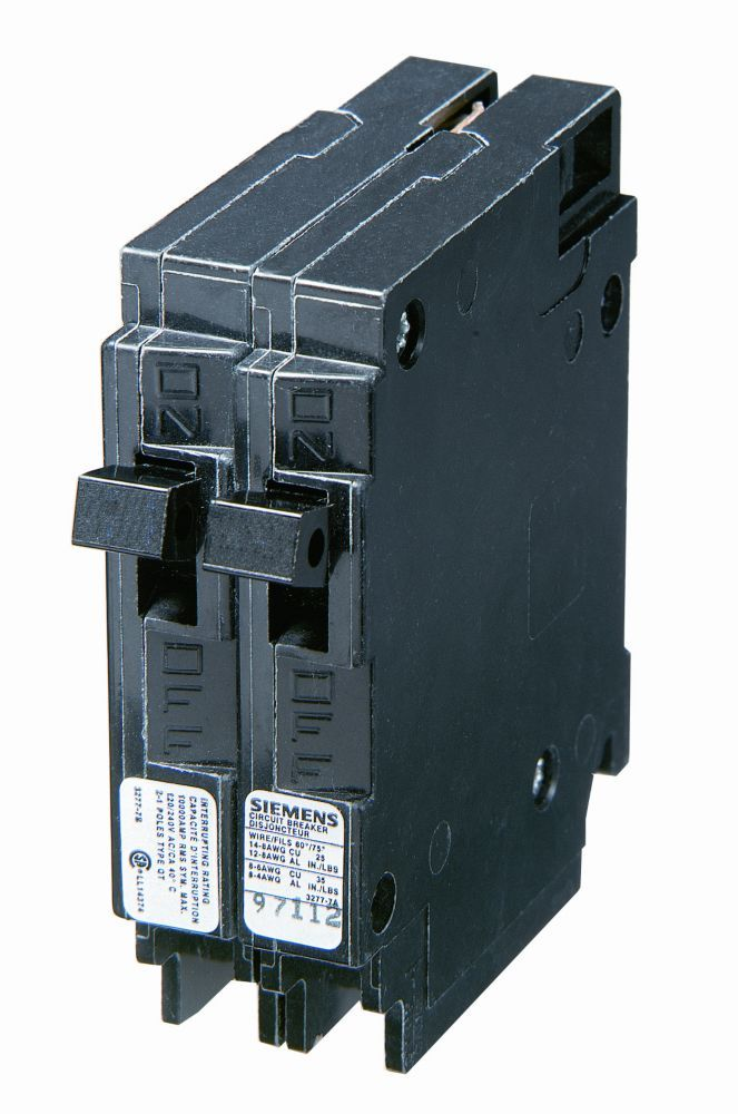 15a 1 Pole 120v Twin Type Q Breaker The Gables Tandem Protecting Your Home
