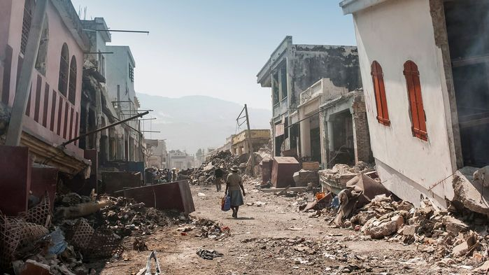 Duo forecasts increase in quakes over next 5 years