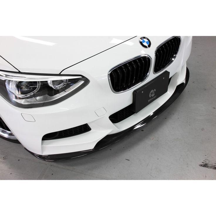 3DDesign Carbon Frontlippe für BMW F20 mit M-Paket