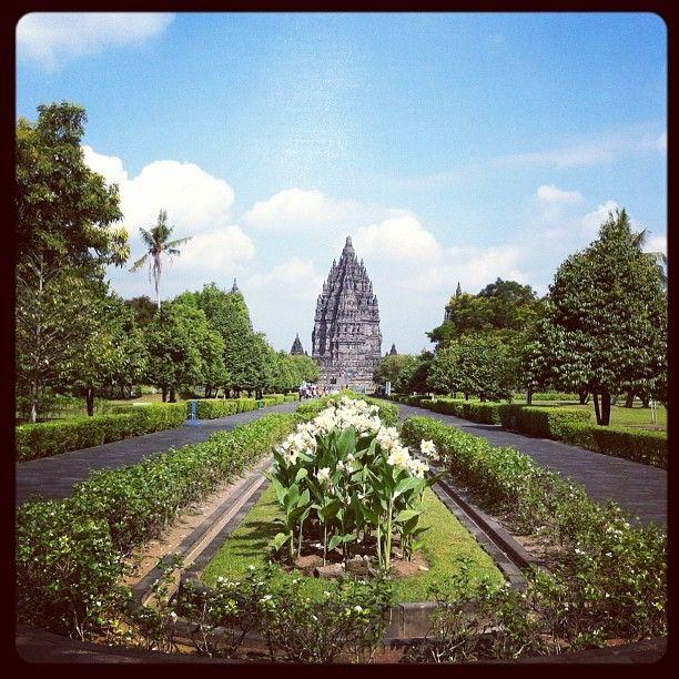 Prambanan Temple - Jogjakarta