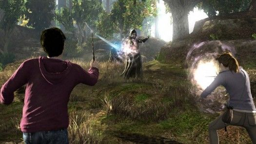 Warner Bros Harry Potter game gets motion controls on Xbox 360... Players will be able to scan their face with the Kinect camera to become their own character in the game, and they'll be able to wave their hands as though wielding a magic wand. Exact details of the game and how the Kinect motion controls will factor into it are still to be revealed.