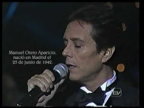 Manolo Otero - Que he de hacer para olvidarte (Otro video) - YouTube