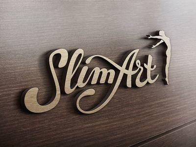 SlimArt logo
