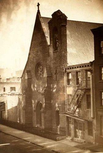 19th Street, New York City, 1928