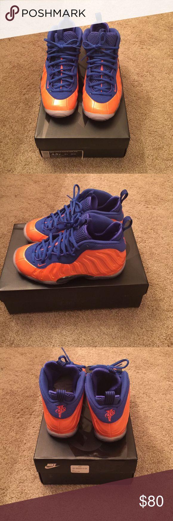 Nike Sneakers (Kids) Knicks foamposites Nike Shoes Athletic Shoes