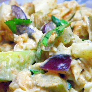 Inspired By eRecipeCards: Cajun Chicken Salad with lots of Farmer's ...