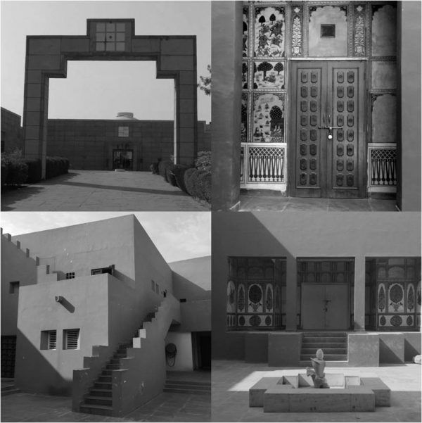 The unique Architecture of JKK  5 things you should not miss at Jawahar Kala Kendra http://allaboutjaipur.com/things-you-should-not-miss-at-jawahar-kala-kendra/632/ #jaipur #travel #traveltips #jkk