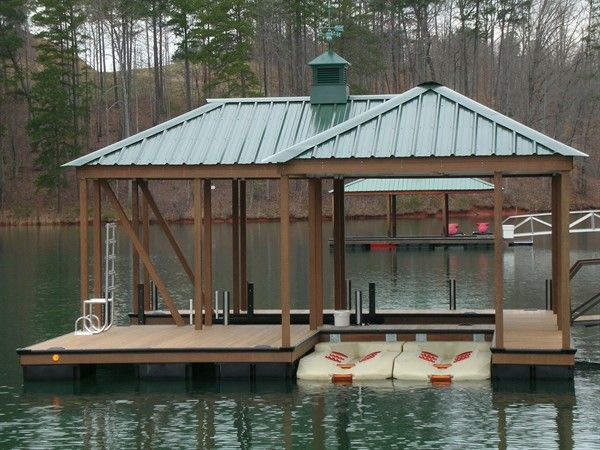 50 Best Images About River Home Ez Dock Lifts Amp Pontoon