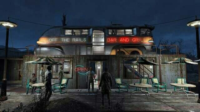 Pin By Nuria Bagley On Fallout Fallout Settlement Fallout 4 Settlement Ideas Fallout