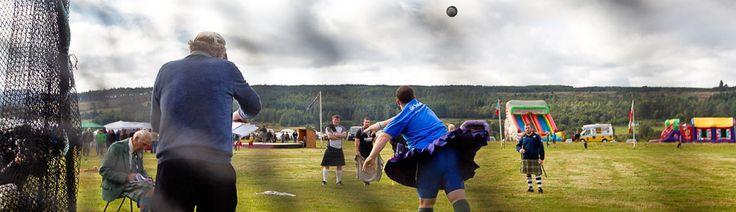 The Invercharron Highland Games
