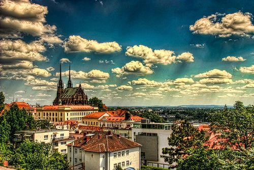 Brno, Czech Republic - My current home