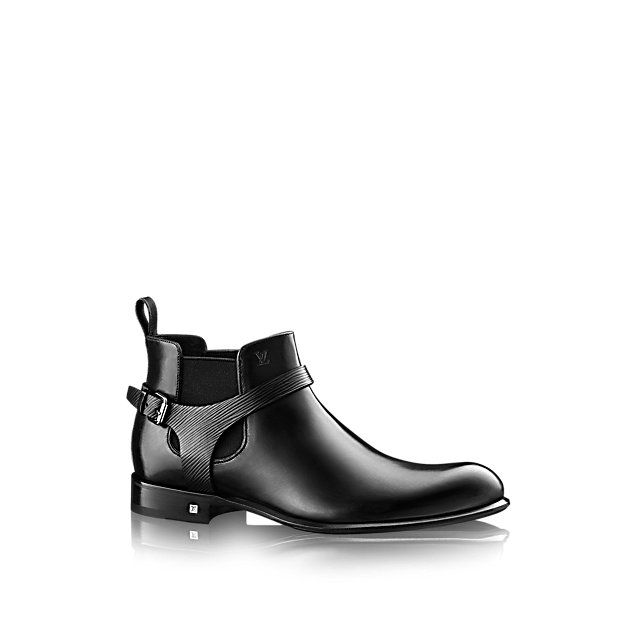 Louis Vuitton | Greenwich Ankle Boot