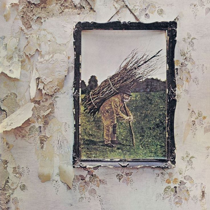Led Zeppelin - Led Zeppelin IV (Deluxe Edition Remastered 2LP 180g Vinyl)